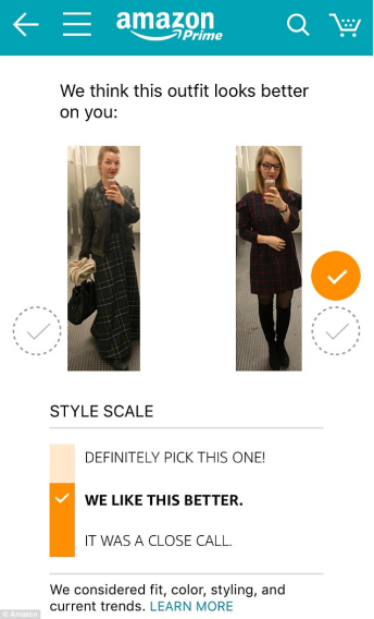Outfit Compare